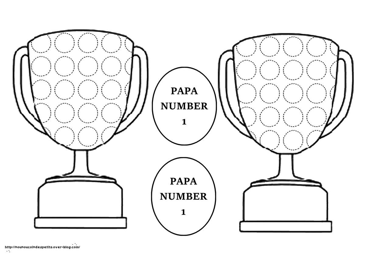 .. Coupe Papa number 1 ..