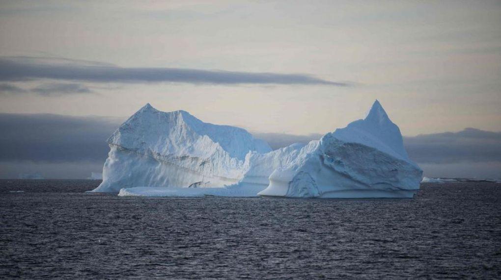 Imágenes de la Antártida.- El Muni.