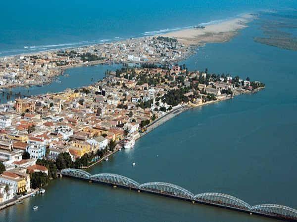 Imágenes de Saint Louis y Dakar, Senegal.- El Muni.
