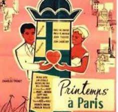 Printemps à Paris de Jean-Claude Roy avec Christine Carrère