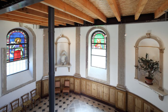 Le Couvent - the old convent