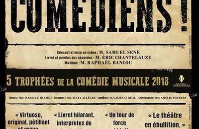 COMÉDIENS au théâtre LA FACTORY #off19