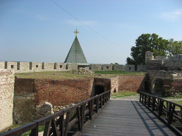 Ville de Belgrade en Serbie, Belgrade est située au confluent de la Save et du Danube photos Emmanuel CRIVAT (2007)