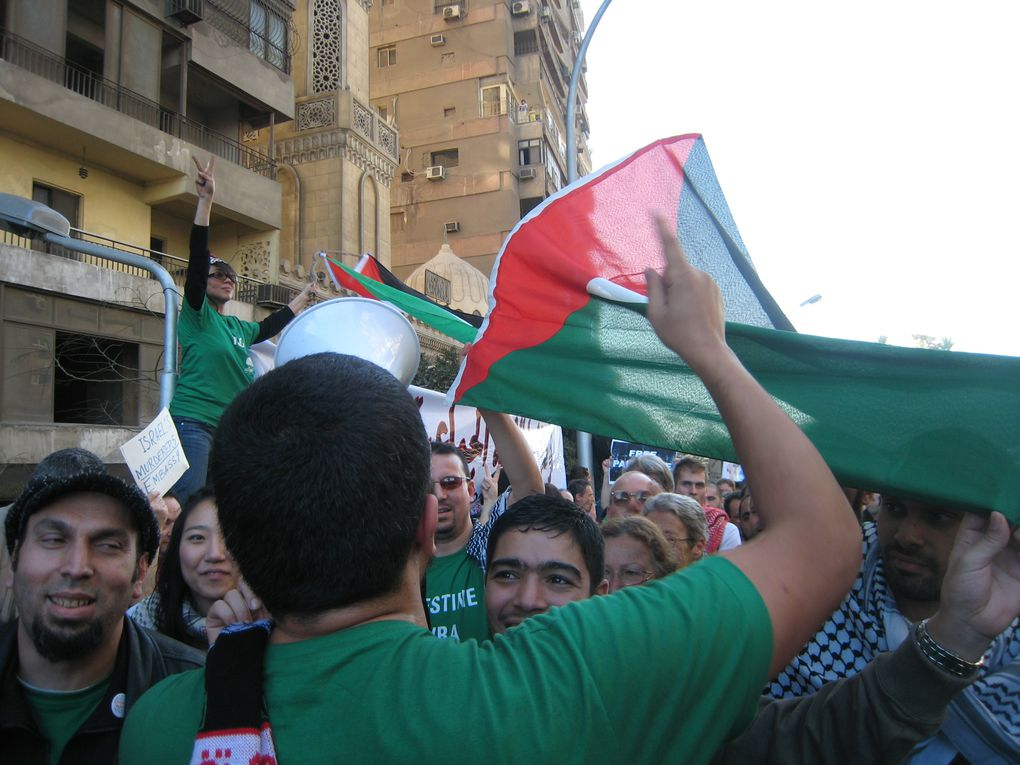 Gaza Freedom March (Le Caire)