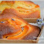 Gâteaux Abricot-Lavande à Huile d'Olive