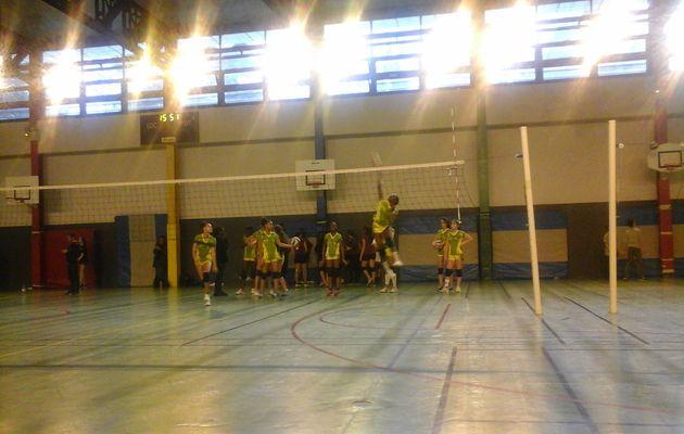 As volley  13 octobre