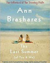 The last summer (of you and me) - Toi et moi à jamais - Ann Brashares