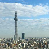"""Tôkyô : La tour Skytree, """"l'arbre du ciel"""", 634 m! - JAPON BALADES"""