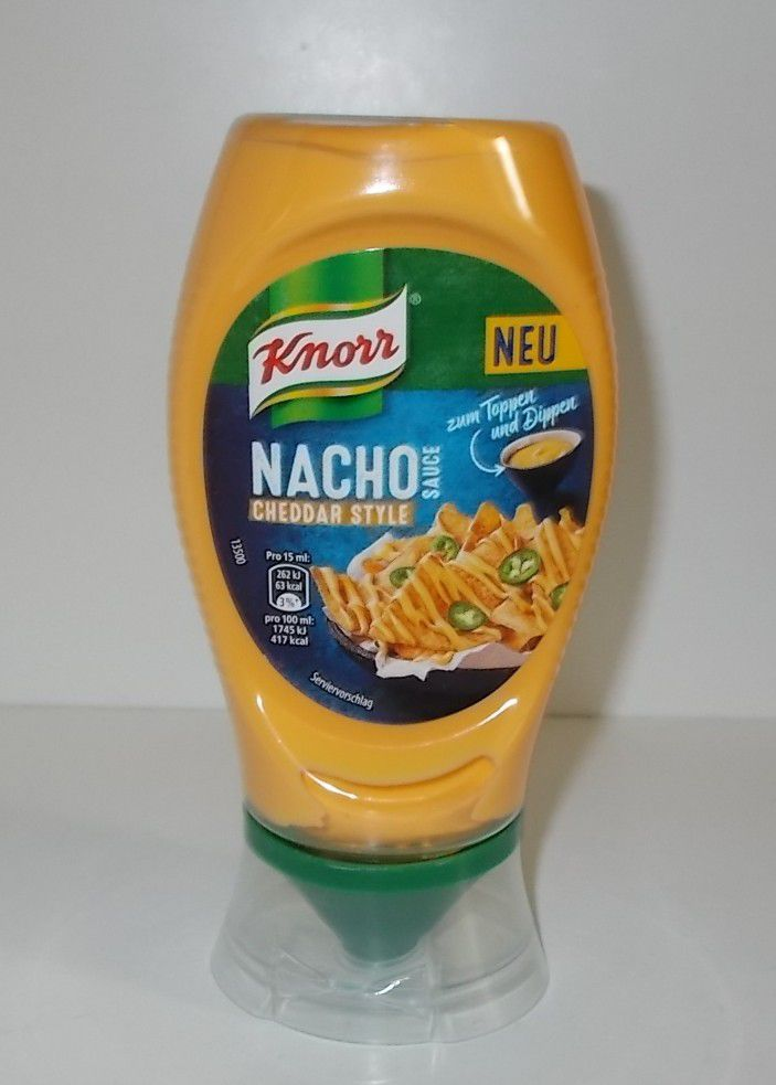 Knorr Nacho Sauce Cheddar Style
