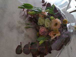 Mon bouquet de la semaine !