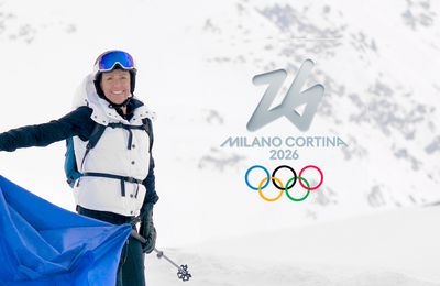2026 Winter Olympics and Paralympics are coming soon: Futura, the official logo is born
