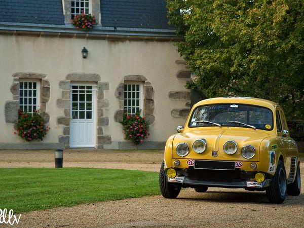 Renault Dauphine Gordini R1095 : le sorcier a encore frappé !
