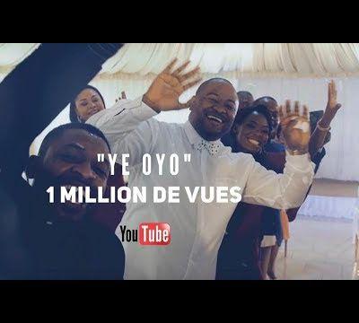 Moïse Mbiye - Ye Oyo en live na Fête à Dubaï