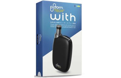 Japan Tobacco lance la nouvelle Ploom Tech+ With