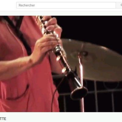 Micro double pour clarinette : en live avec Bluemary Swing
