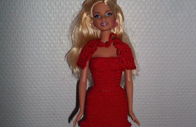 Barbie Façon Chaperon Rouge