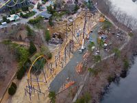 Jersey Devil Coaster, c'est le nouveau grand huit de Six Flags Great Adventure