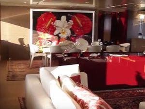 Monaco Yacht Show 2015 - Saramour, un super-yacht de 60m du chantier CRN