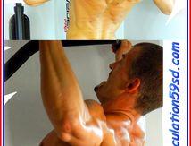 9 mai 2011 a Musculation avec les pompes et les tractions ! Sébastien Dubusse, blog musculationfitnesspassion