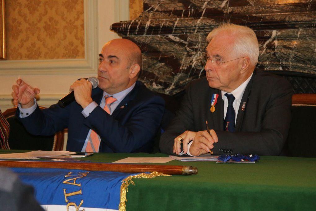 Réunion annuelle des adhérents du Comité de Rueil-Malmaison.