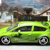 CITROEN C4 WRC MINI JET NOREV 3 INCHES - car-collector.net