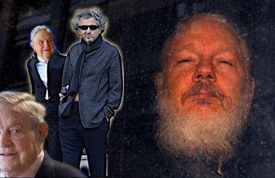 """Vous avez dit """"urgence"""" ? ... pour Julian Assange."""