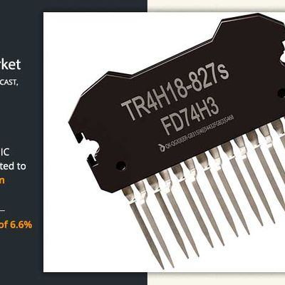 Mixed Signal IC Market Status and Size Report 2027: Growth Opportunities, Product Scope, and Revenue Estimation