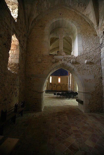 Diaporama fortifications et église fortifiée de Montaut