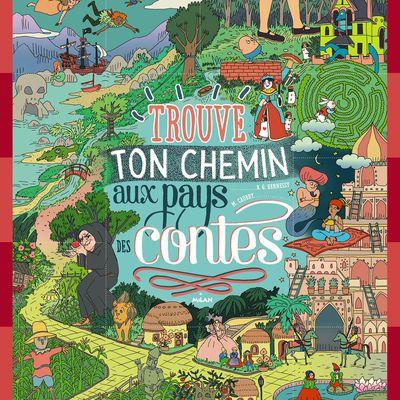 Trouve ton chemin au Pays des Contes – 2016 (Dès 5 ans)