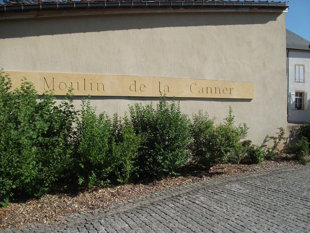 Une belle journée touristique, ensoleillée, en Moselle organisée par la Mairie pour 140 seniors maxévillois...
