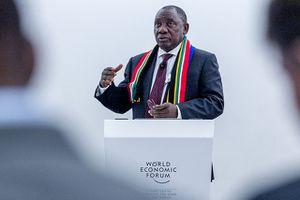 Cyril Ramaphosa tient les rênes de l'Afrique du Sud