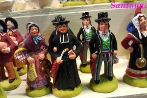 Les santons Camoin