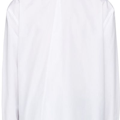 Back buttoned shirt by Marni