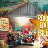 Salade de fruits et spaghetti, le nouvel album des Rocky Bad Billy - KissKissBankBank