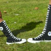"""Mon style #16 """"Converse Style"""" - So French"""
