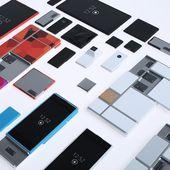 Project Ara prueba una nueva forma de unir las piezas para su teléfono modular