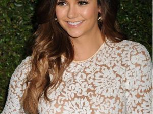 Michael Kors' Launch : Nina Dobrev