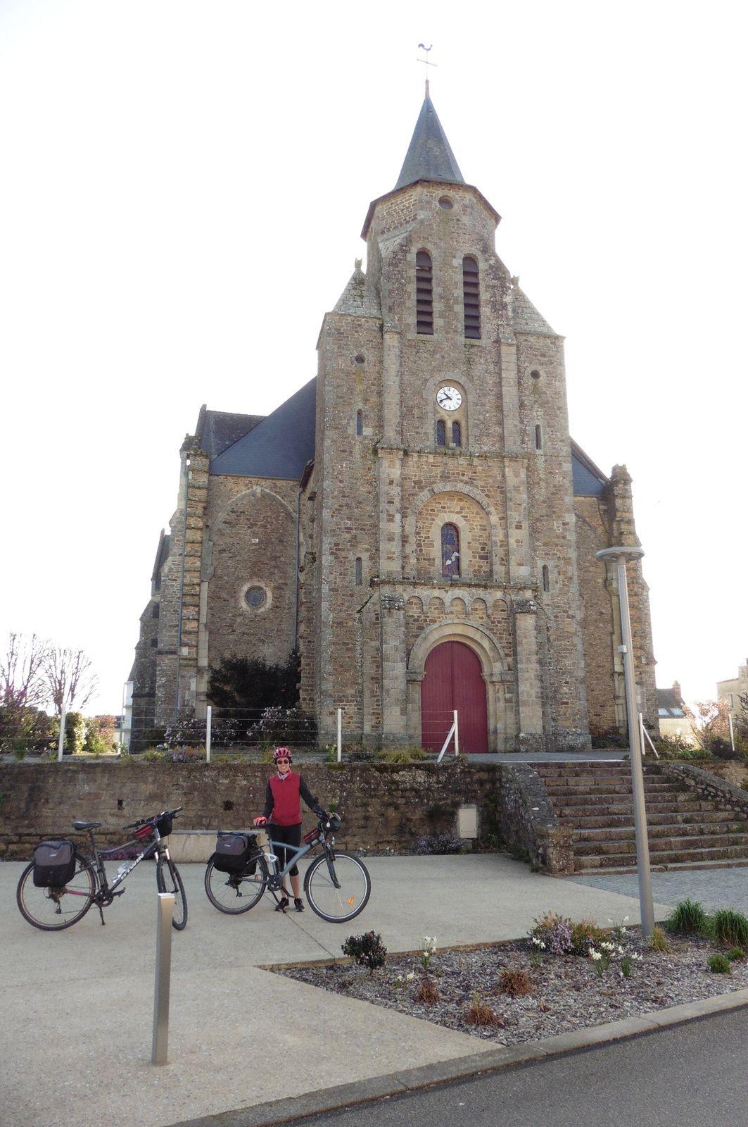 Au fil de la Vilaine - Etape 9 - Nivillac / Pénestin - 55,3 km - A.R