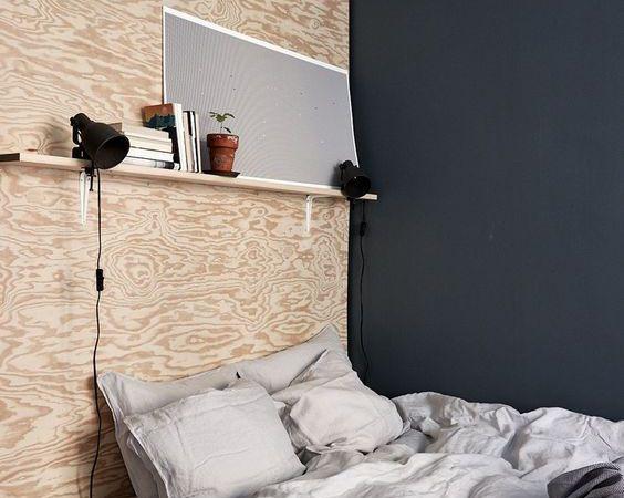 9 bonnes idées pour une tête de lit originale