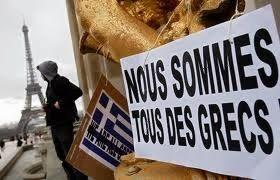 Témoignage et soutien au peuple grec
