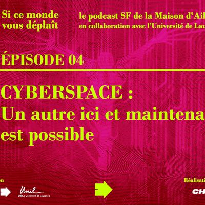 le podcast SF de la Maison d'Ailleurs.