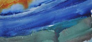 Rivière bleue