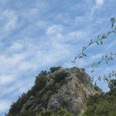 Beaulieu: Le rocher de Carabasse