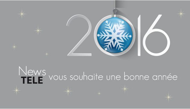 Newstele vous souhaite une bonne année 2016