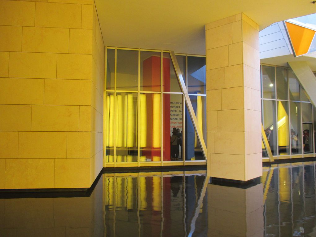 Inside the Horizon d'Olafur Eliasson - Fondation Louis Vuitton