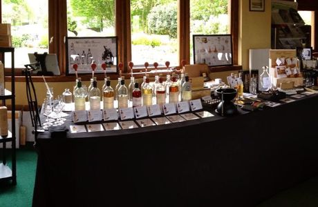 Dégustation vente Whiskies Michel Couvreur au Golf International de Meaux Boutigny 77