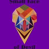 Small Face Of Devil Text by Michael Bellon