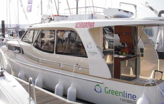 Les Greenline 33 et 40 présents aux Nauticales de la Ciotat (13)