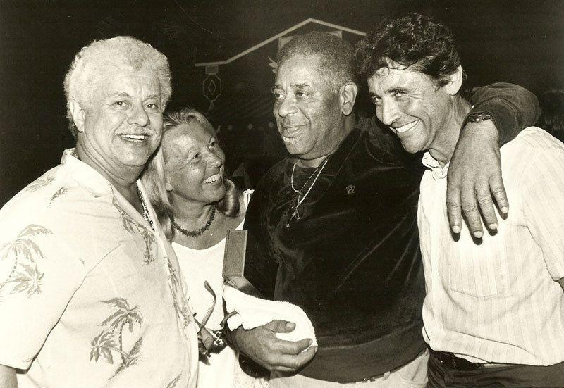 Jazzmen, Farah Fawcett, Klaus Kinski