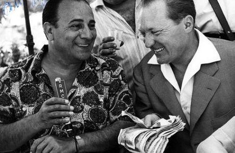TINO ROSSI.  En 1933, enfin la chance lui sourit.